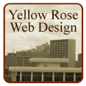 Yellow Rose Web Design